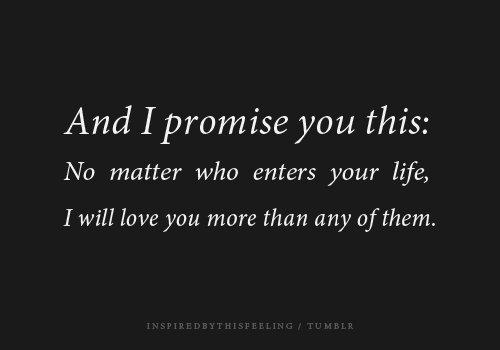 Promise quote #1