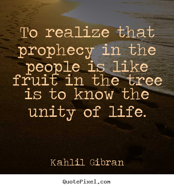 Prophecies quote #1