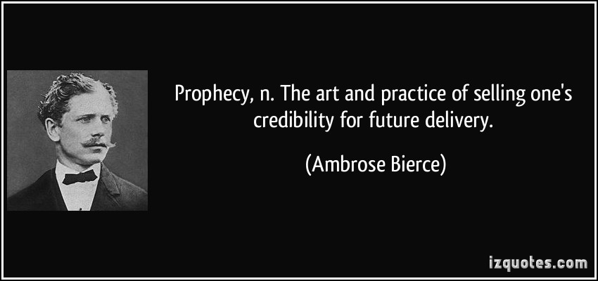 Prophecy quote #2