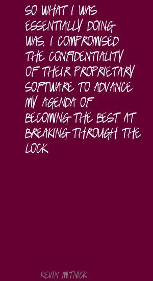Proprietary quote #2