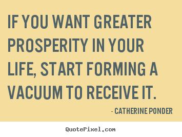 Prosperity quote #4