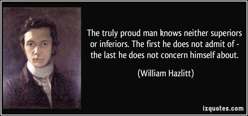 Proud Man quote #1