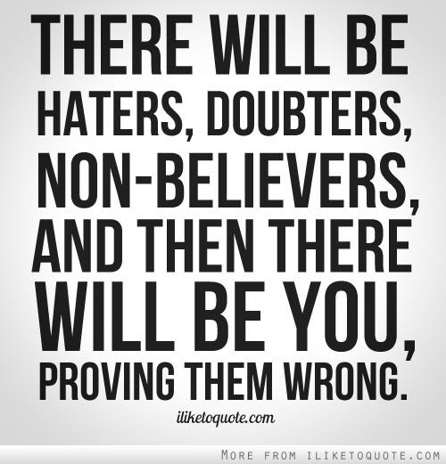 Proving quote #3