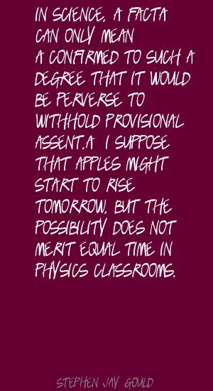 Provisional quote #1