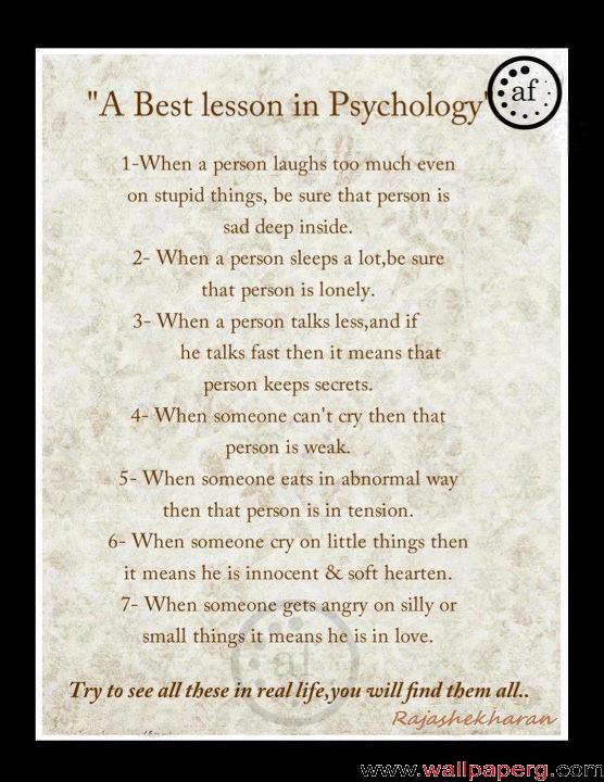 Psychology quote #6