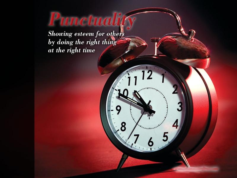 Punctual quote #1