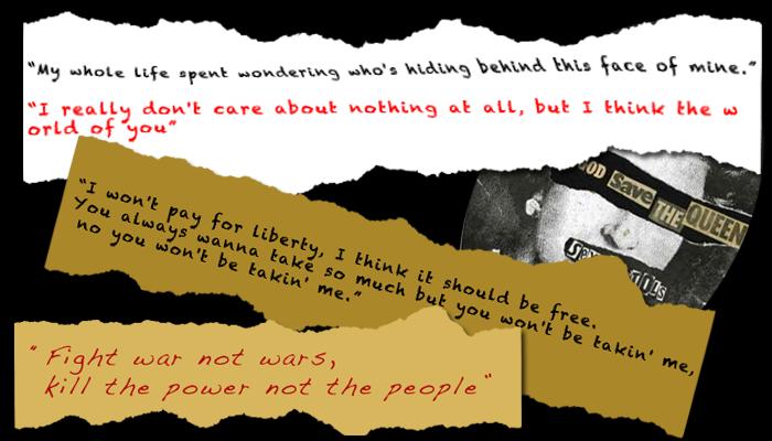 Punk quote #2