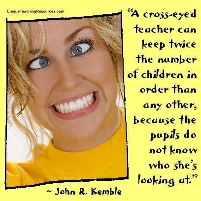 Pupils quote #1