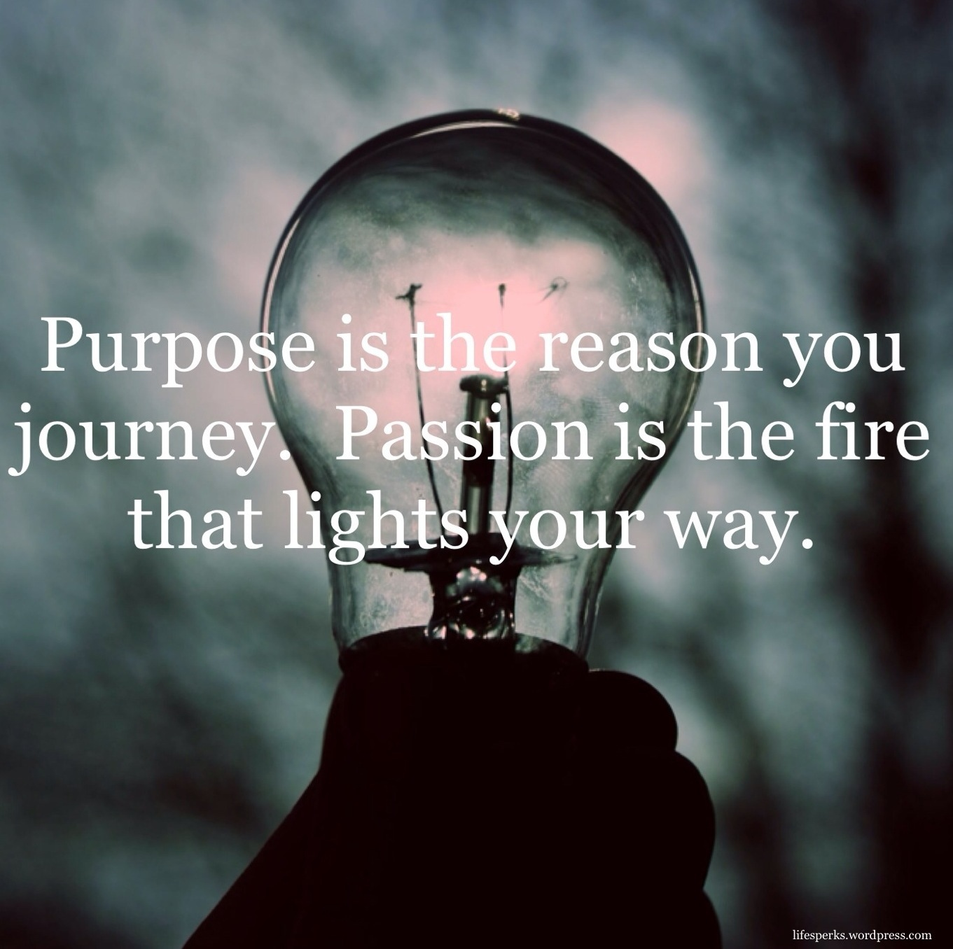 Purpose quote #4