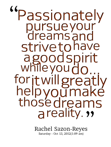 Pursue quote #5