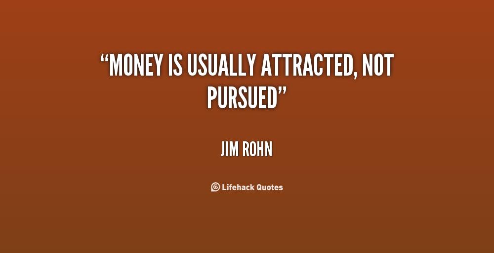 Pursued quote #1