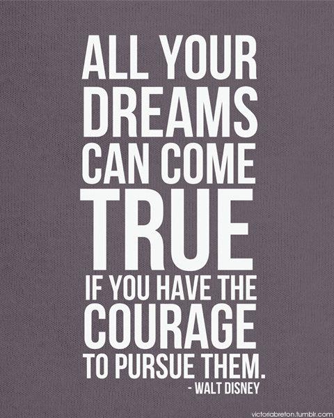 Pursuing quote #1