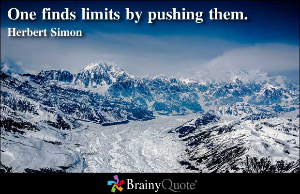Pushing quote #3