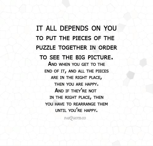 Puzzle quote #5