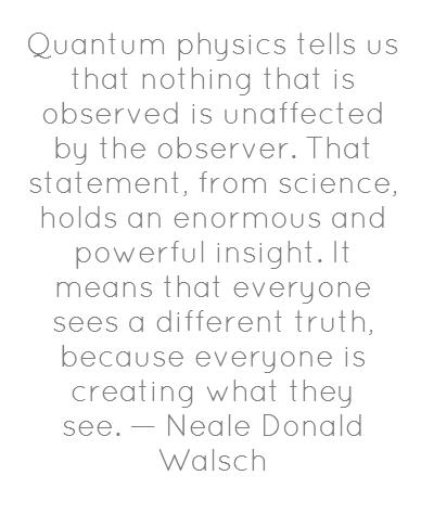 Quantum quote #1