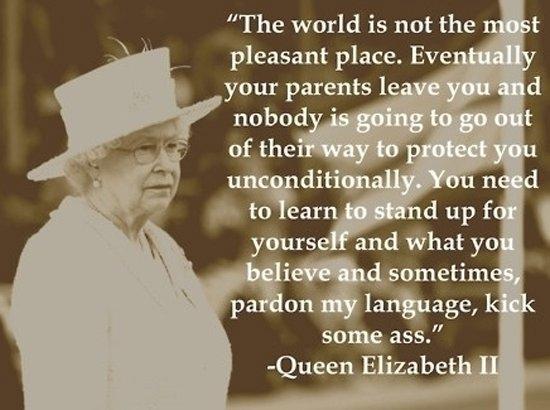 Queen Elizabeth II's quote #8