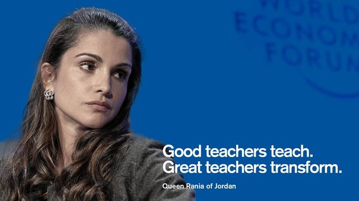 Queen Rania of Jordan's quote #3