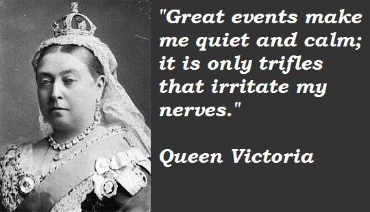 Queen Victoria's quote #7