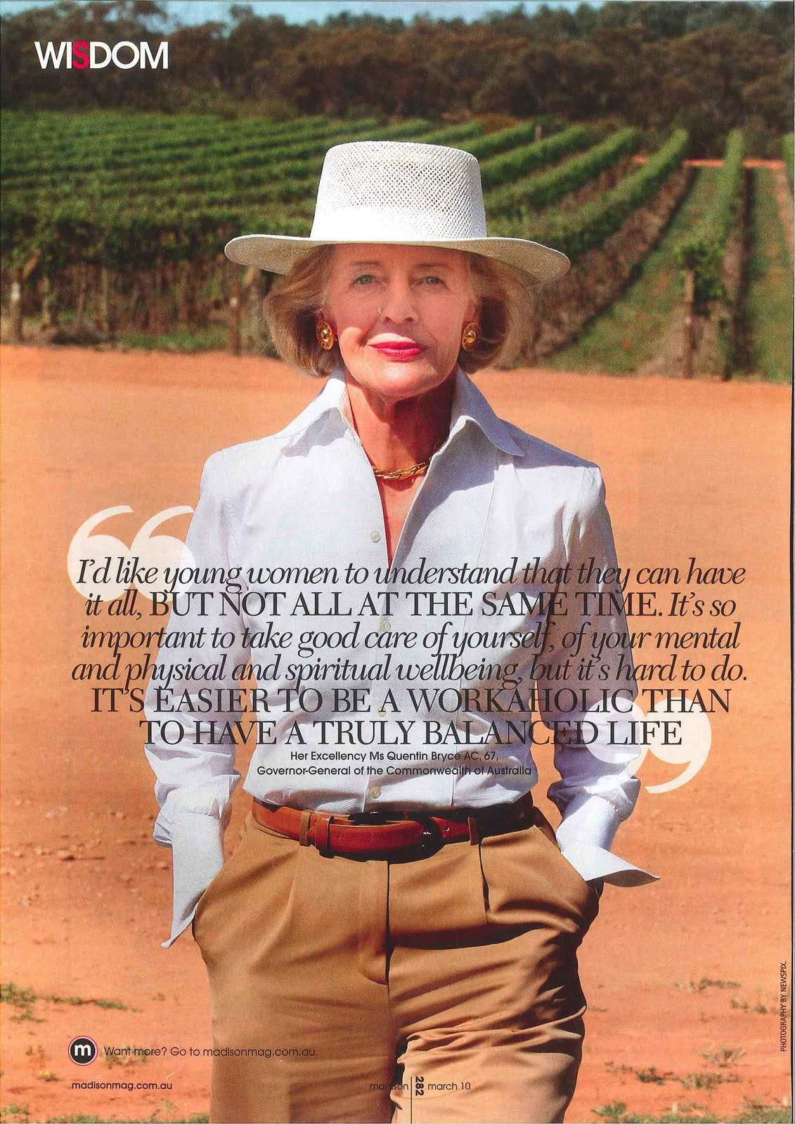 Quentin Bryce's quote #6