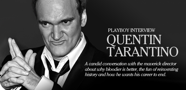 Quentin Tarantino quote #1