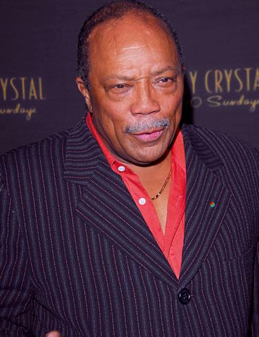 Quincy Jones's quote #7