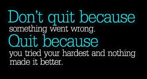 Quit quote #4