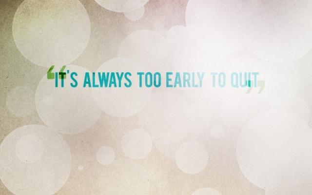 Quit quote #2