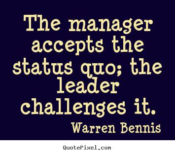 Quo quote #2
