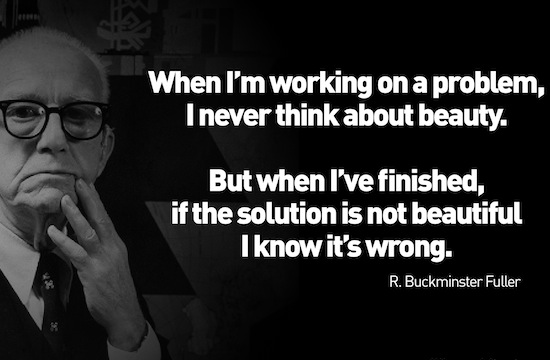 R. Buckminster Fuller's quote #8