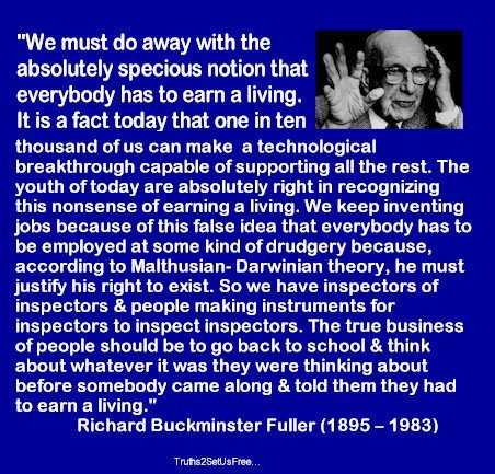 R. Buckminster Fuller's quote #4