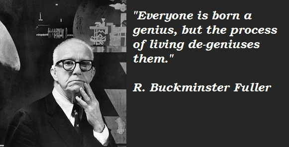 R. Buckminster Fuller's quote #1