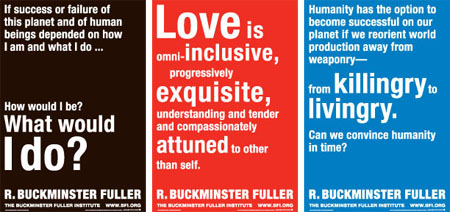 R. Buckminster Fuller's quote #2