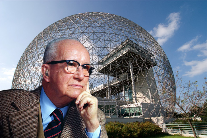 R. Buckminster Fuller's quote #7