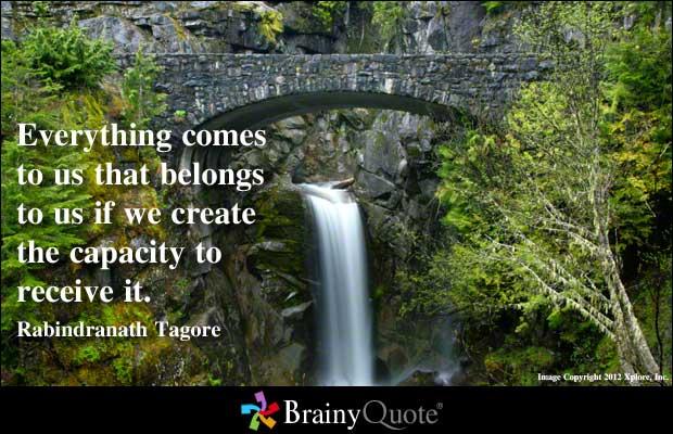 Rabindranath Tagore's quote #1