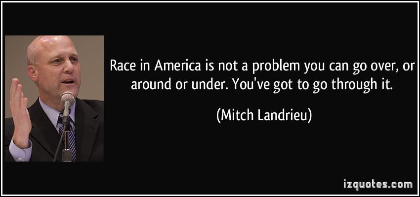 Race Problem quote #1