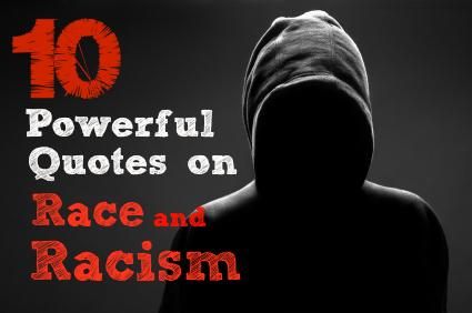 Race quote #1