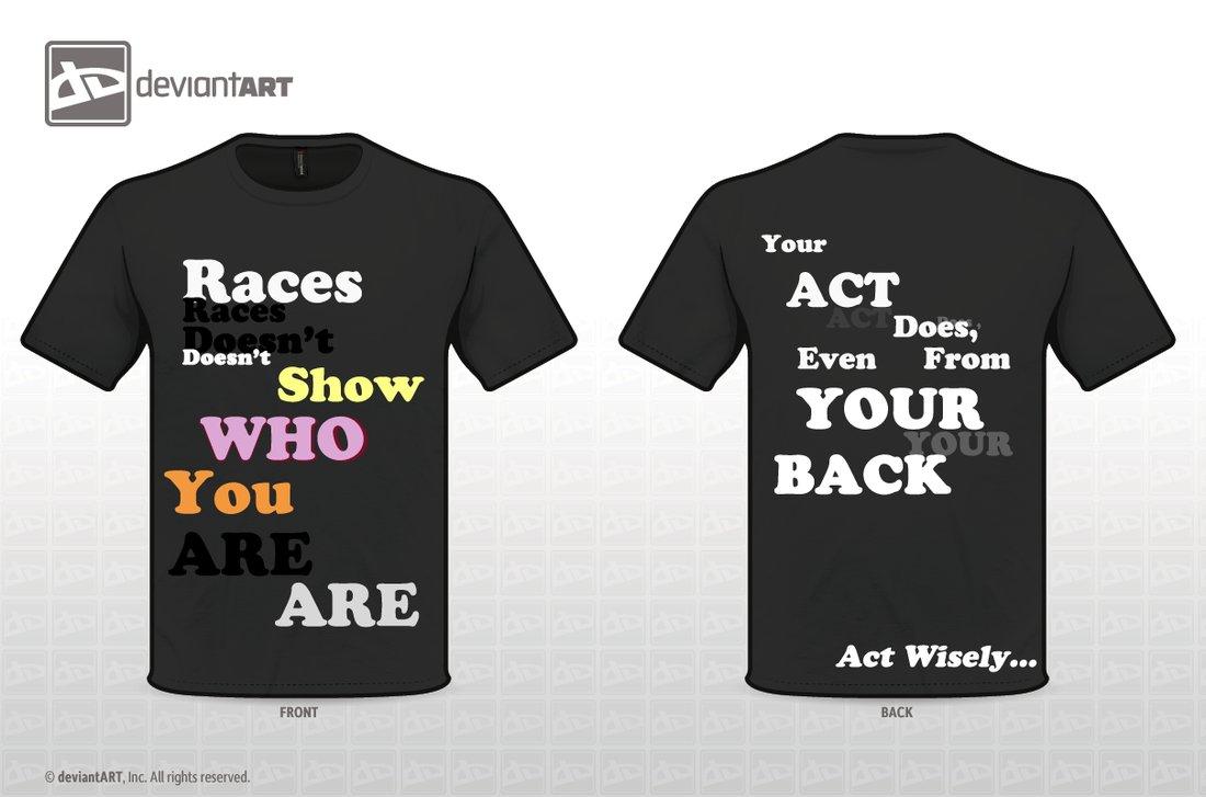 Races quote #4