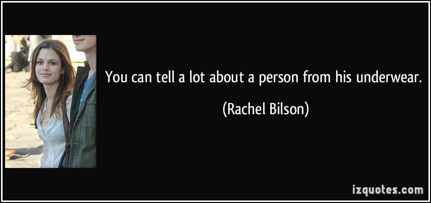 Rachel Bilson's quote #7