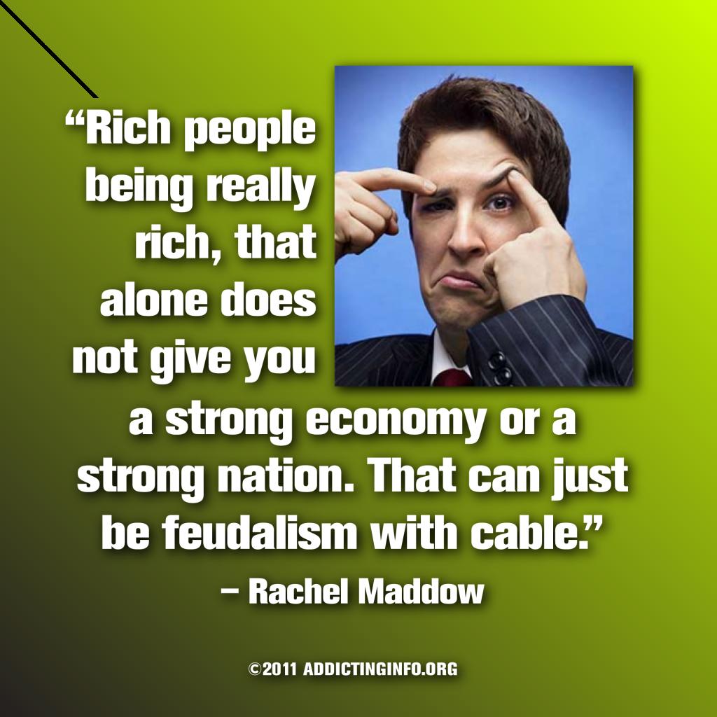 Rachel Maddow's quote #5