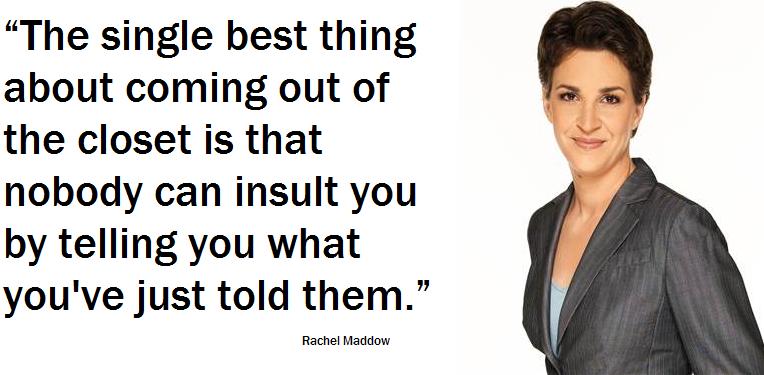 Rachel Maddow's quote #4
