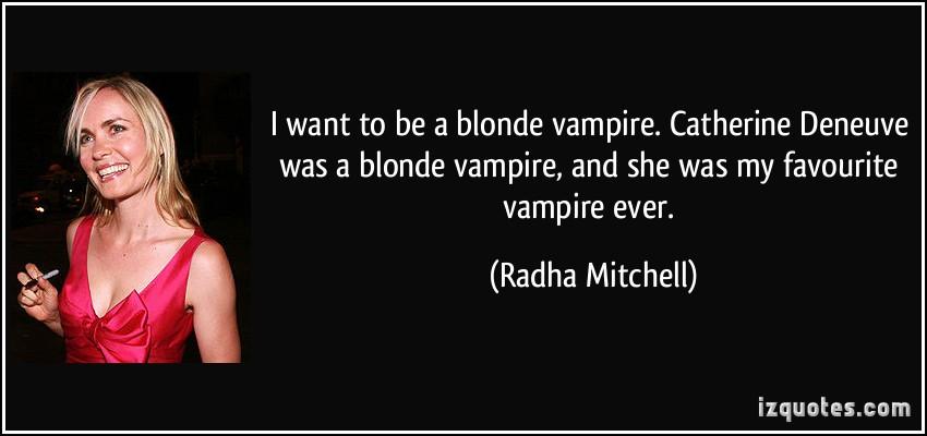 Radha Mitchell's quote #4