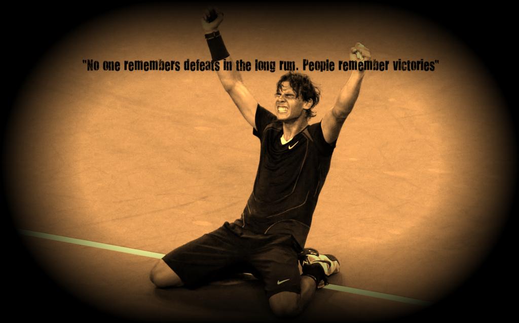 Rafael Nadal's quote #3