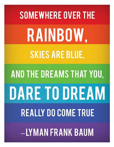 Rainbow quote #3