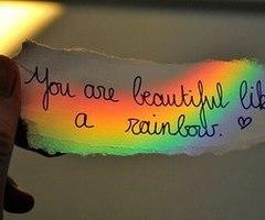 Rainbow quote #7