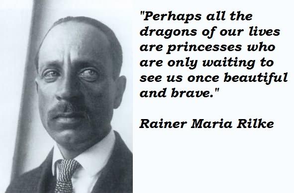 Rainer Maria Rilke's quote #3