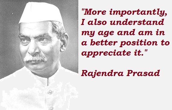 Rajendra Prasad's quote #2