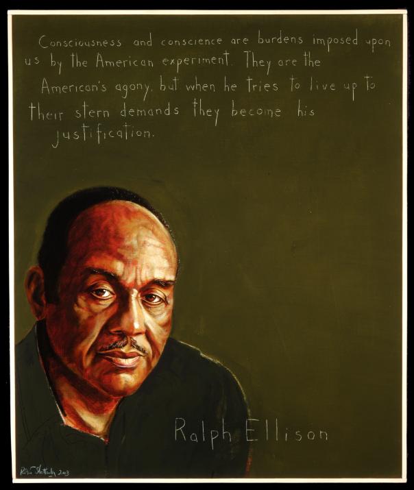 Ralph Ellison's quote #5