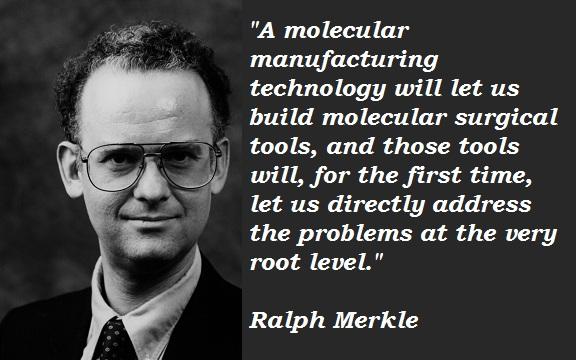 Ralph Merkle's quote #5