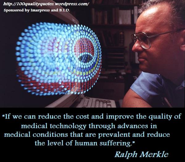 Ralph Merkle's quote #3