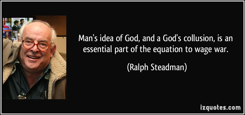 Ralph Steadman's quote #7